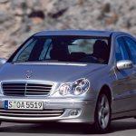 2004 2007 mercedes c class