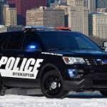 ford explorer autonomous police cars