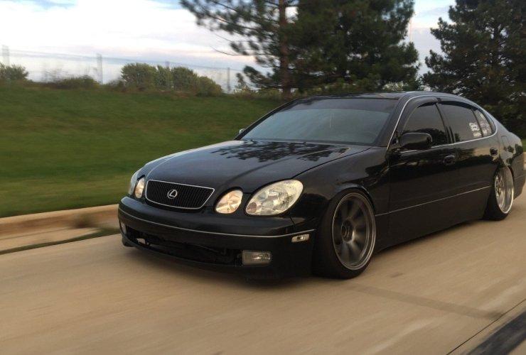 lexus gs300 drift car