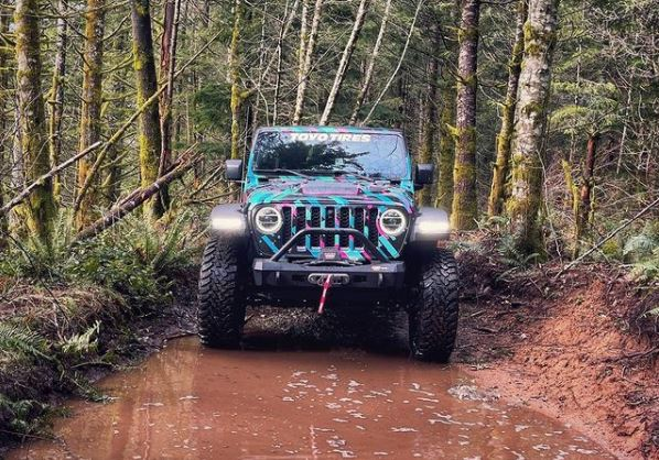 ideal jeep