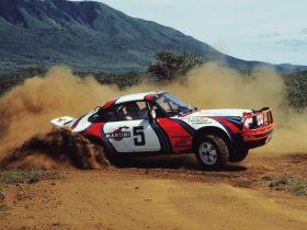 porsche 911 safari rally