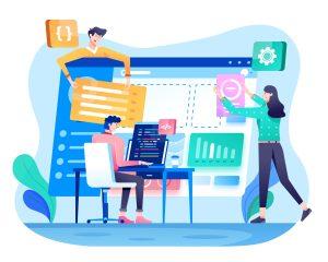 Website development cost in Dubai