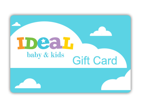 Ideal Baby & Kids Gift Card  Idealbabycom  Ideal Baby