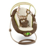 Bright Starts - Ingenuity Automatic Bouncer Coco Cafe