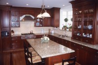 Custom panels with matching refrigerator doors | Ideal ...