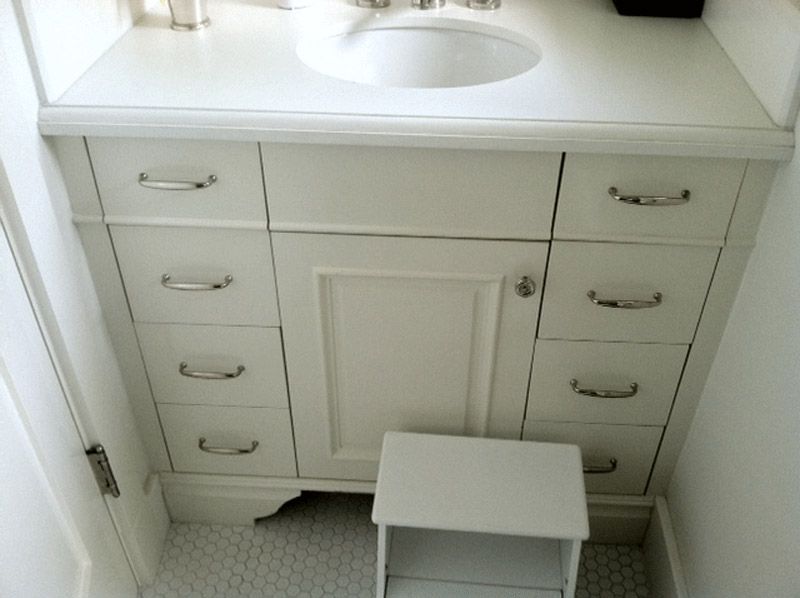 Kids Bathroom Vanity Ideal Cabinets Inc