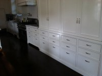 Kitchen pantry cabinets | Ideal Cabinets Inc.