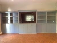 T.V. media cabinet | Ideal Cabinets Inc.