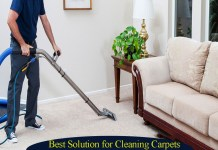 Best Method for Cleaning Carpets