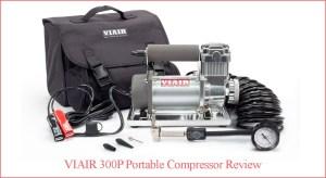 VIAIR 300P Portable Compressor Review