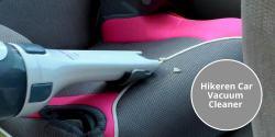 Hikeren Portable Handheld Vacuum Cleaner Review