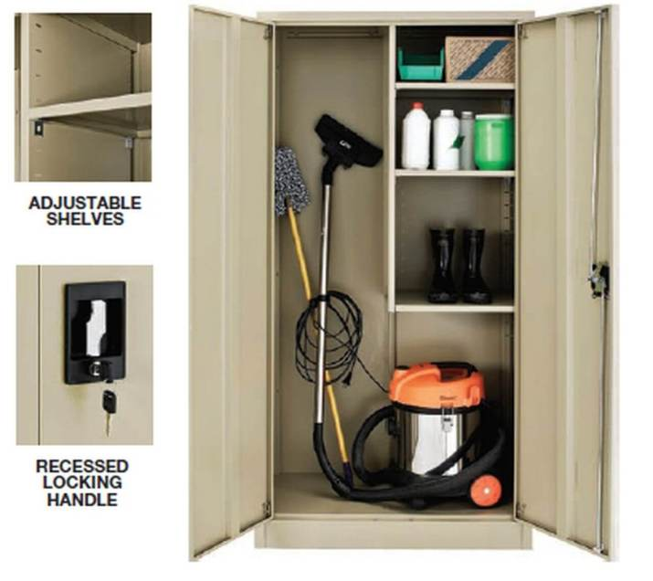 Storage Cabinet for Vacuum Cleaner
