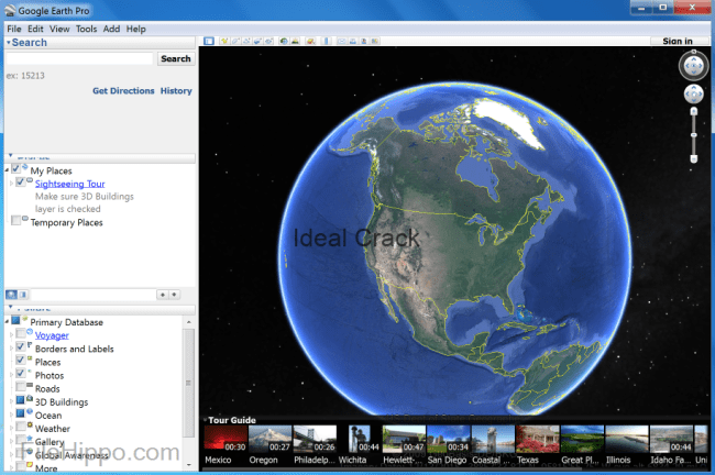 Google Earth Pro 7.3.2.5776 Crack+ Patch Key Free Download