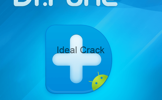 WonderShare Dr. Fone Primer For iOS Crack Free Download