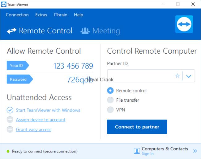 Teamviewer 14.2.8352.0 Crack Key Full Free Download