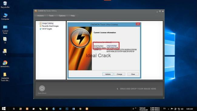 Daemon Tools Ultra10.10.0.0770 Torrent With Patch Free Download