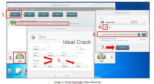 Freemake Video Converter 4.1.10 Build 243 Primer With Crack Key