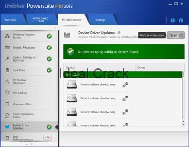 Uniblue System Tweaker 2020 Crack With License Key Free Download