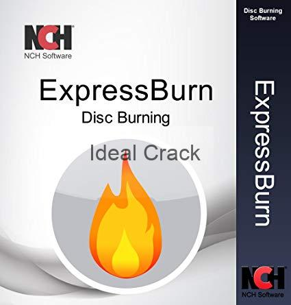 Express Burn 2020 Activation Key With Crack Free Download