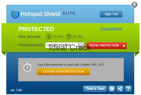 Hotspot Shield Elite Crack Free and Elite VPN Download