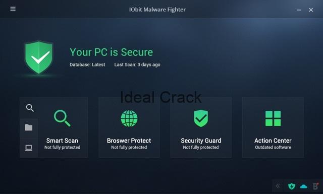 IObit Malware Fighter 6 PRO 2020 Crack With Activation Key Download Free