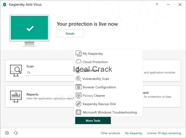 Kaspersky Antivirus Activation Key With Crack Free Full Download