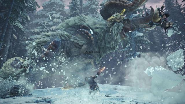 Monster Hunter World Crack With License Download - Install-Game