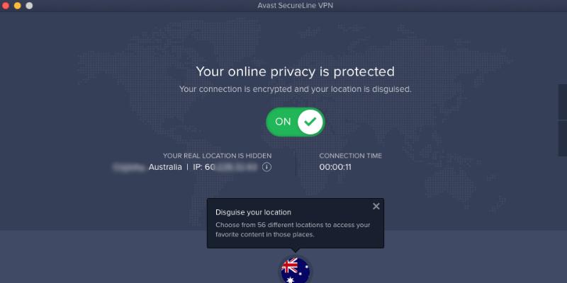 Avast Secureline VPN License Key With Activation Key Free Download