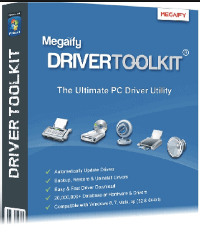 Driver Toolkit Crack and License Key Free Full Download