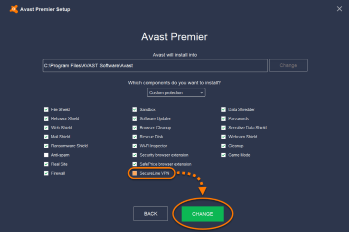 Avast Premier Crack With License Key Free Download