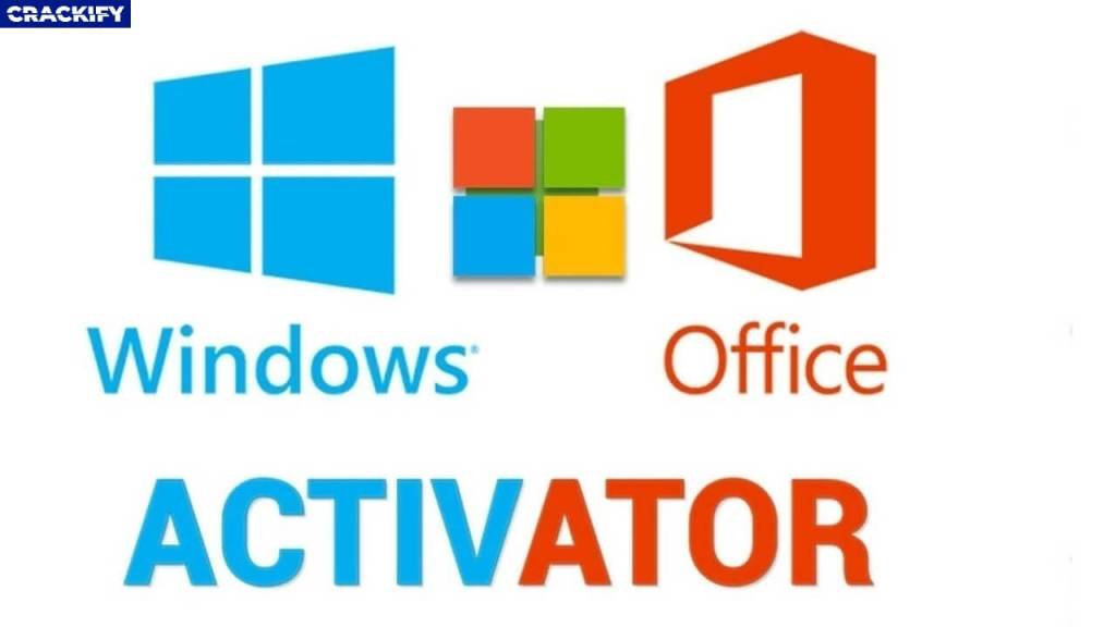KMS Activator Crack With License Key Free Download
