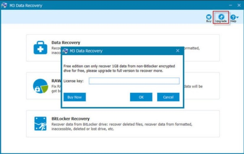 M3 Data Recovery Crack With License Key With Activation Key Free Download