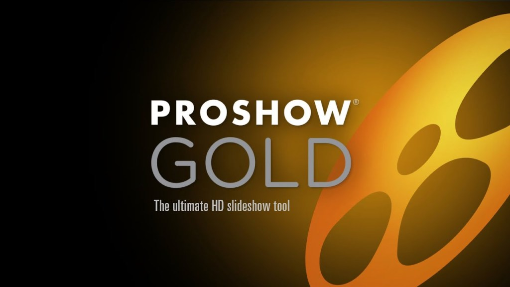 ProShow Gold Crack With Serial key Free Download