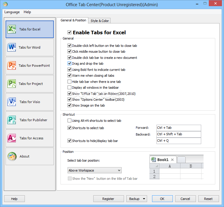 Office Tab Enterprise Crack With Keygen Free  Download