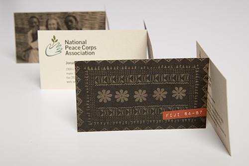 NPCA business cards