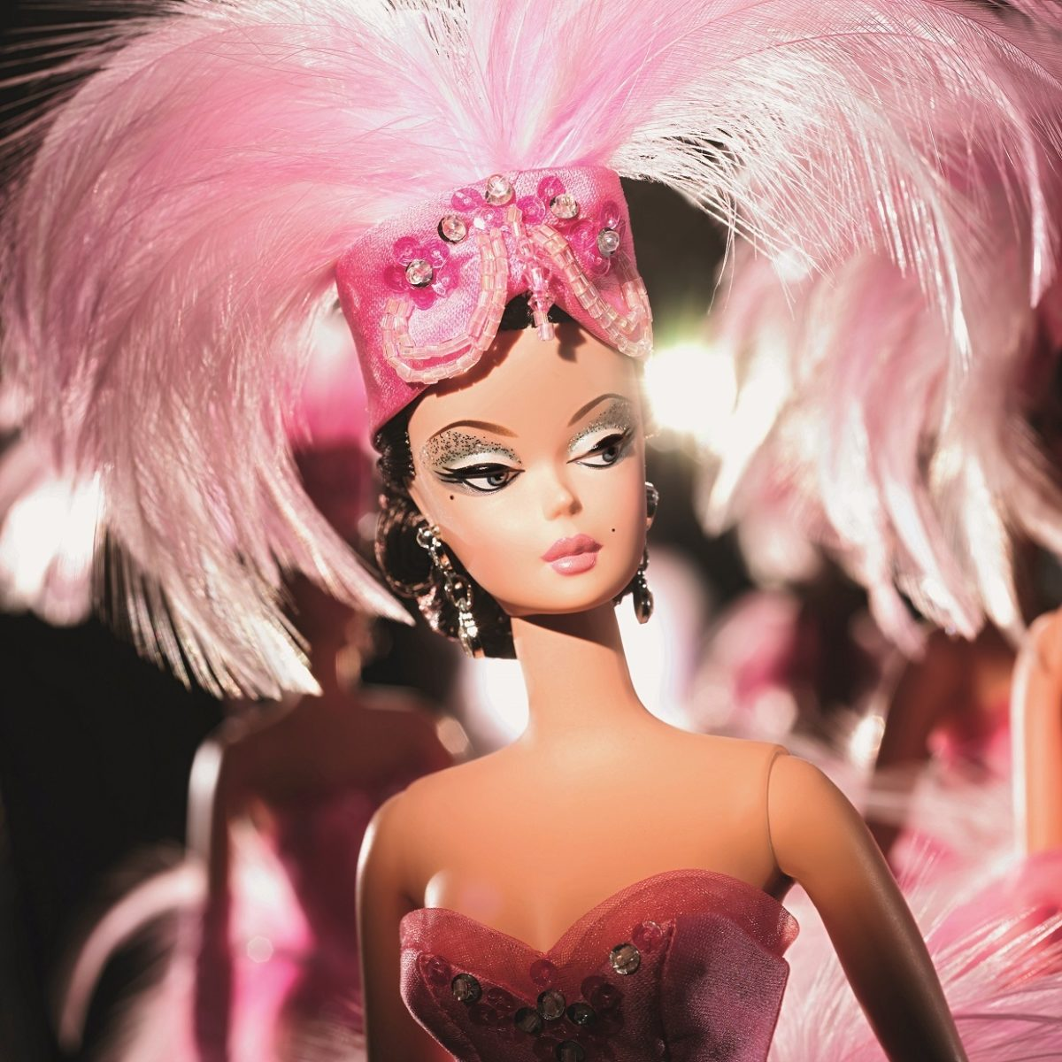 Barbie – The Icon Kansallismuseossa 26.8.2018 saakka. / At the National Museum of Finland: Barbie – The Icon until 26.8.2018
