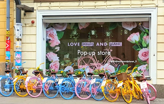 Love Beauty and Planet pop up store - II