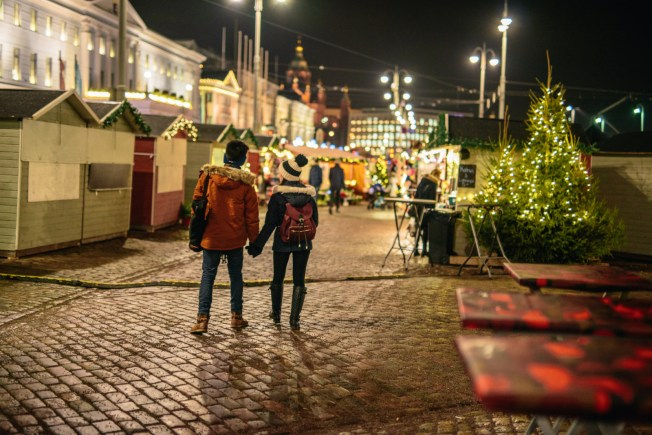 Mantan Markkinat - market at Havis Amanda