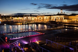 Allas Sea Pool. Image: Allas Sea Pool / Dorit Salutskij