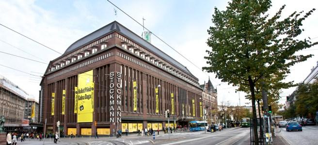 Stockmann Hullut Päivät Helsingin keskustan tavaratalossa. Kuva: Kenneth Luoto / Stockmann