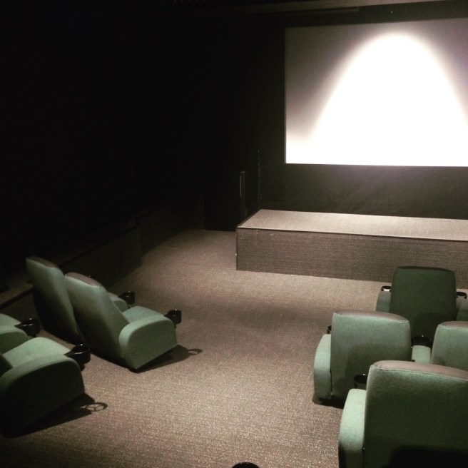 Kino Engel elokuvasali. Kuva: Kino Engel.