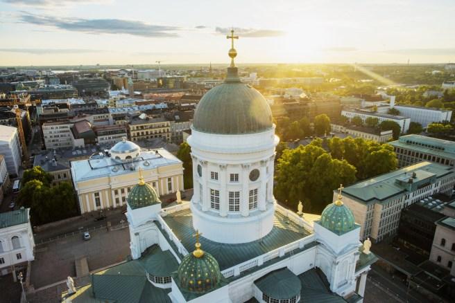 Tuomiokirkko. Kuva: Lauri Rotko / Helsinki Marketing