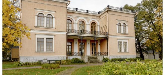 Villa Hakasalmi. Image: Maija Astikainen / Helsinki City Museum