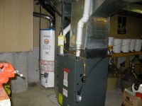 Goodman furnace and 60 usgal hot water tank in stittsville ...