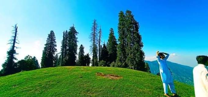 Meadow Galyat Pakistan Beautiful Places in Pakistan beauty of Pakistan
