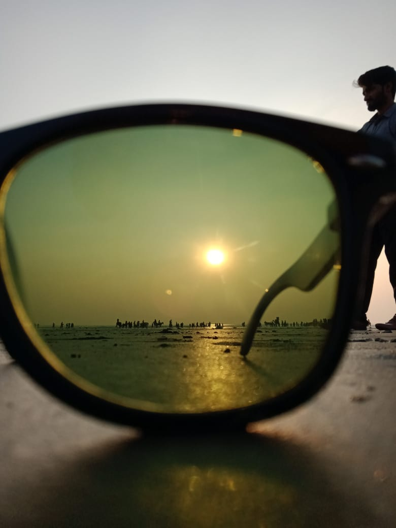 best sunset photo