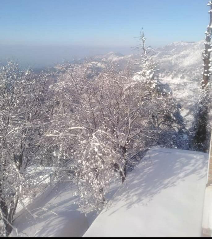 Murree Snowfall Photos