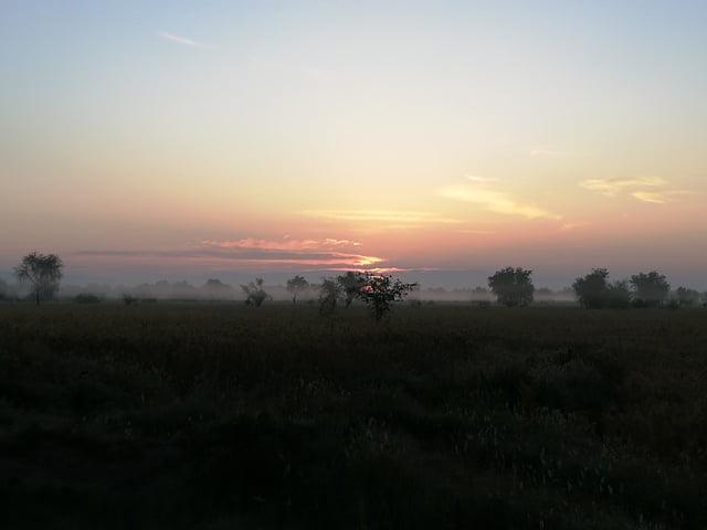 sunrise scenery images