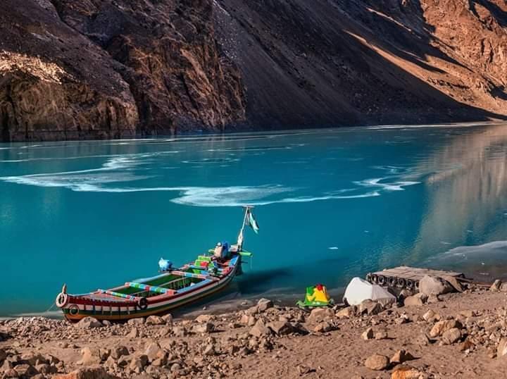 Attabad Lake Gojal Valley