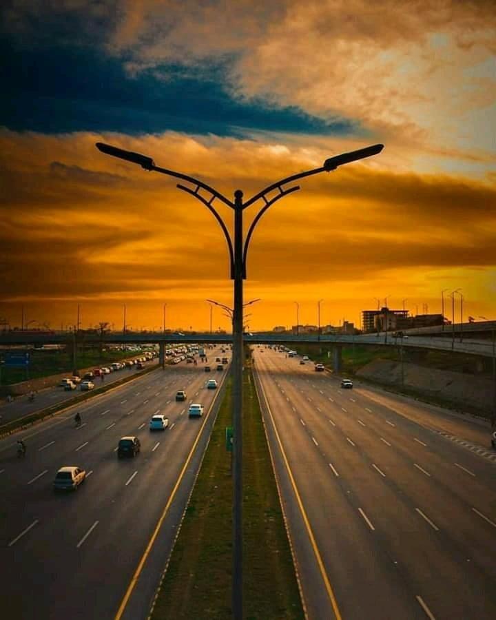 Beauty of Islamabad Expressway